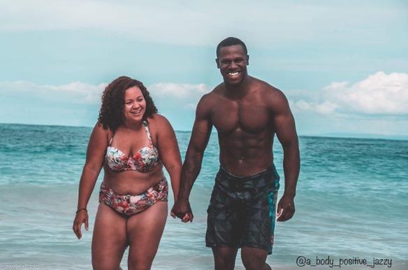 La foto de esta mujer y su marido se hizo viral. Al principio, ella no entendió por qué