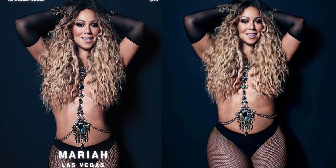 Ataque masivo a Mariah Carey por su última portada: ¿se merece esto?