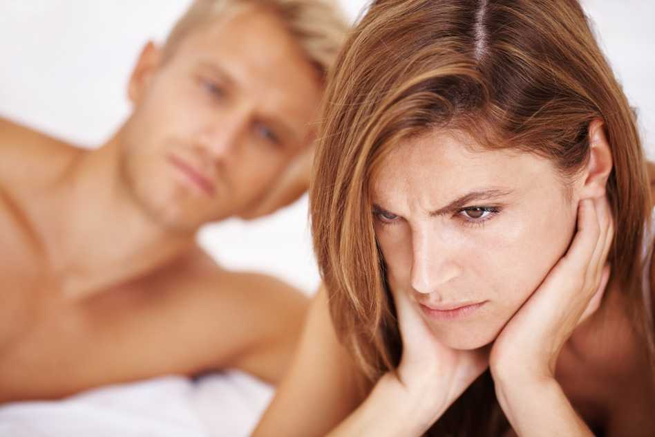 problemas sexuales comunes