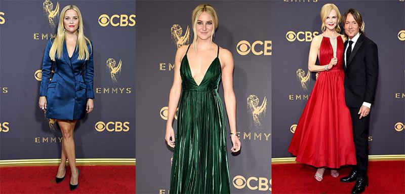 Los mejores vestidos de los premios Emmy 2017
