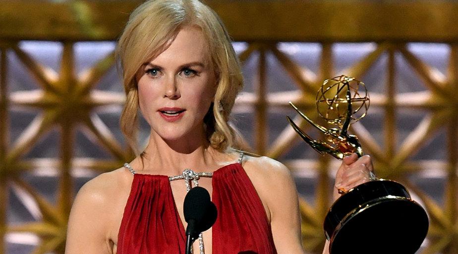 El discurso de Nicole Kidman sobre la violencia de género en los Emmy