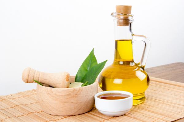 aceite de oliva para el rostro