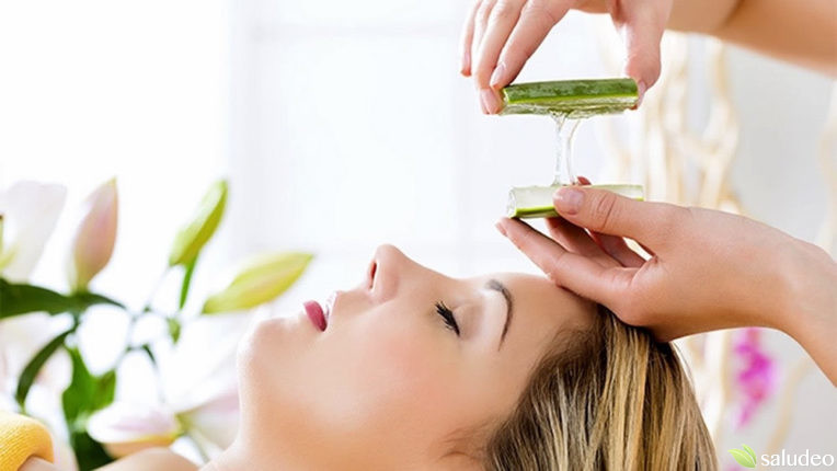 ¿Cuáles son los beneficios de utilizar aloe vera para el rostro?