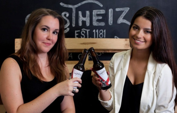 primera cerveza feminista