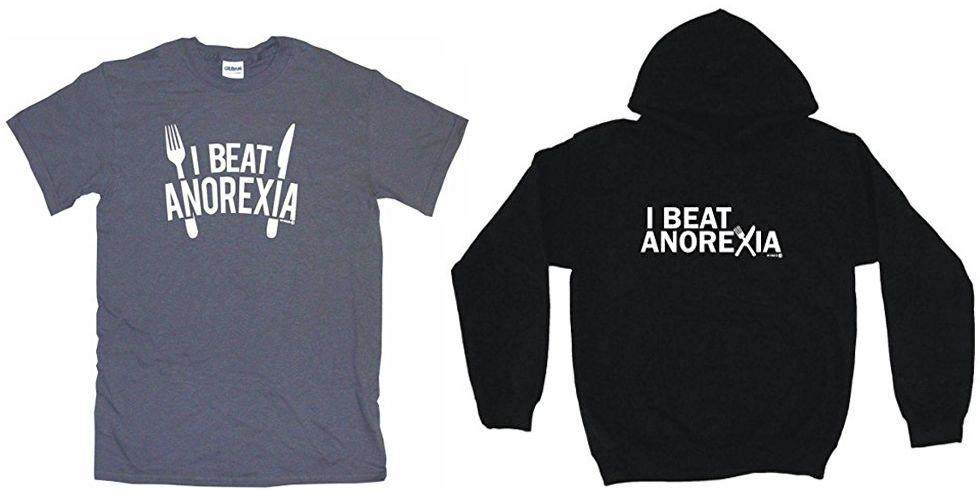 ropa amazon anorexia