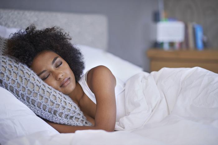 dormir con tampones