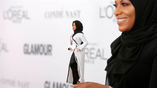 Mattel presenta a su nueva Barbie con hijab