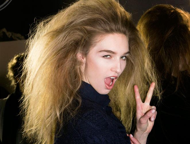 ¿Cuáles es el mejor tratamiento natural para el pelo encrespado?