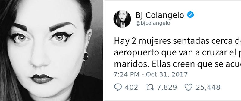 tuits historia mujeres