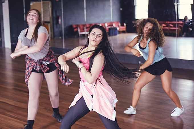 beneficios de bailar