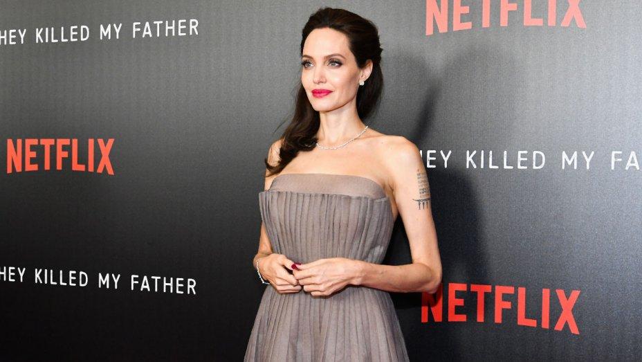 Angelina Jolie da el discurso que todas las mujeres necesitaban
