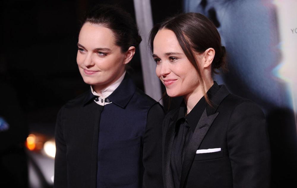 La actriz Ellen Page se ha casado con la coreógrafa de Justin Bieber