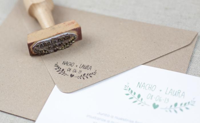 Ideas originales para hacer las invitaciones de boda tú misma