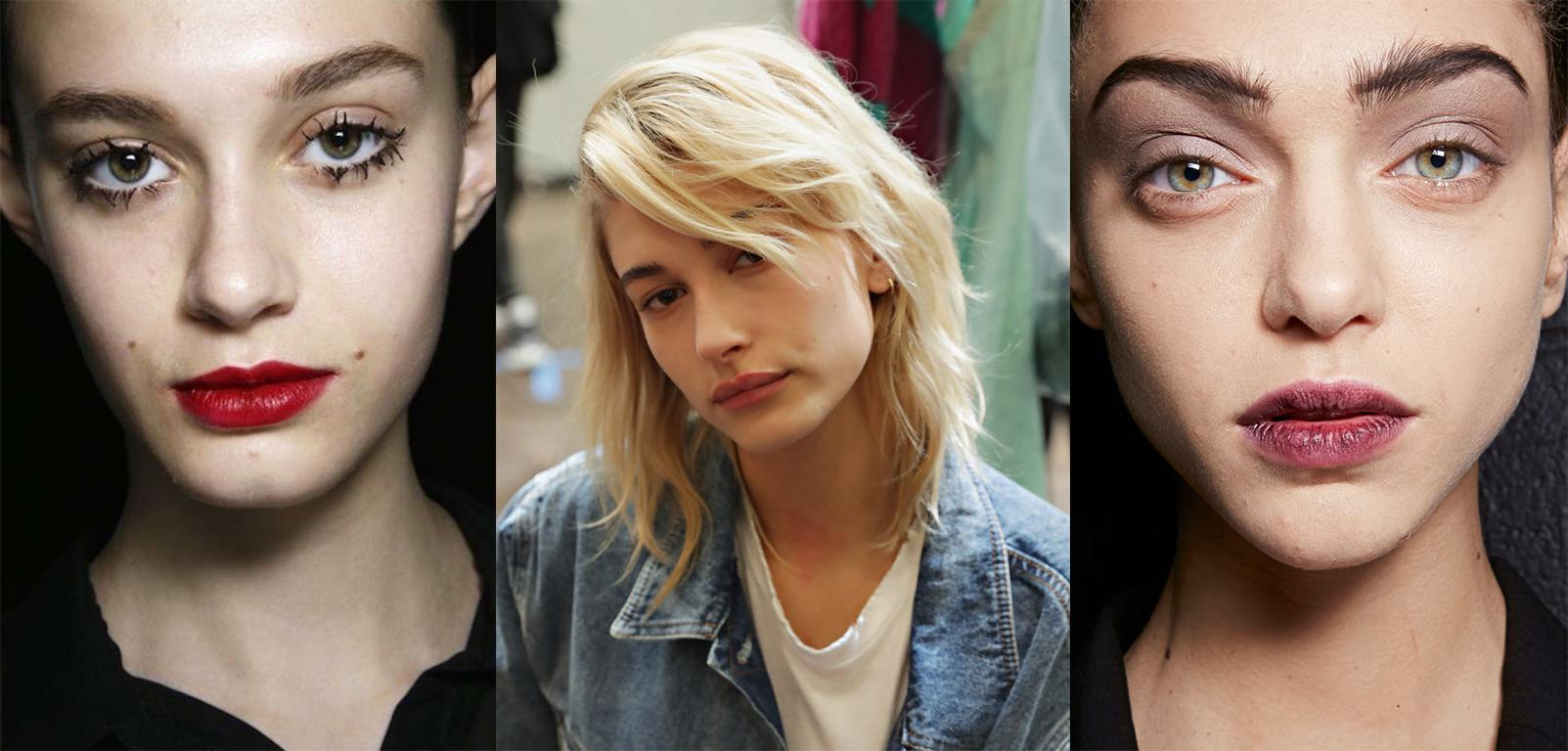 Las 10 tendencias de peinado y maquillaje que no deberás perder de vista en 2018