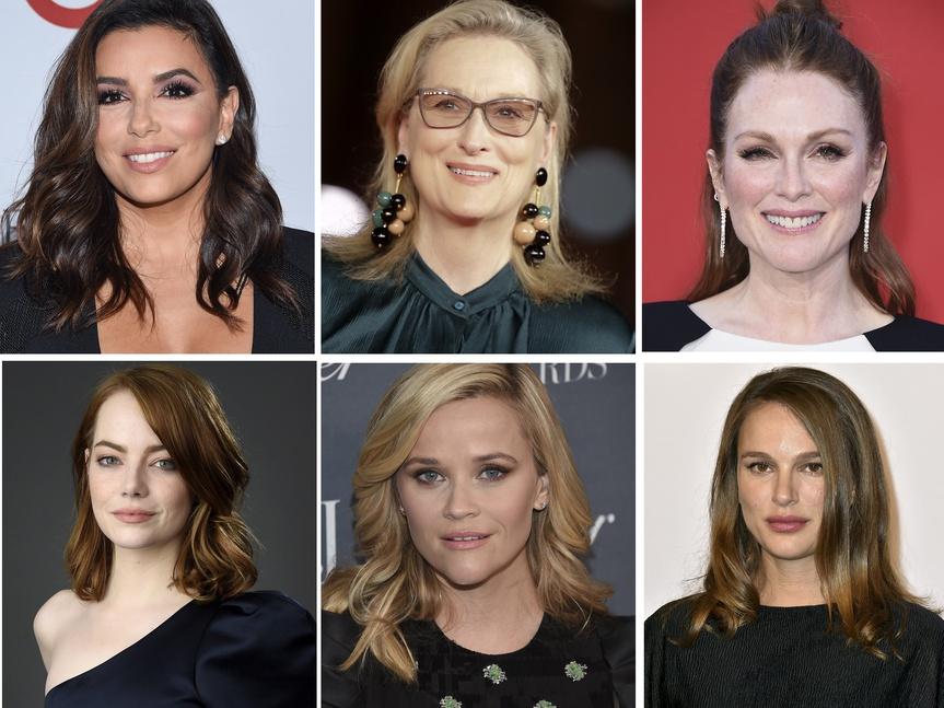 Las mujeres poderosas de Hollywood pasan a la acción #timesup