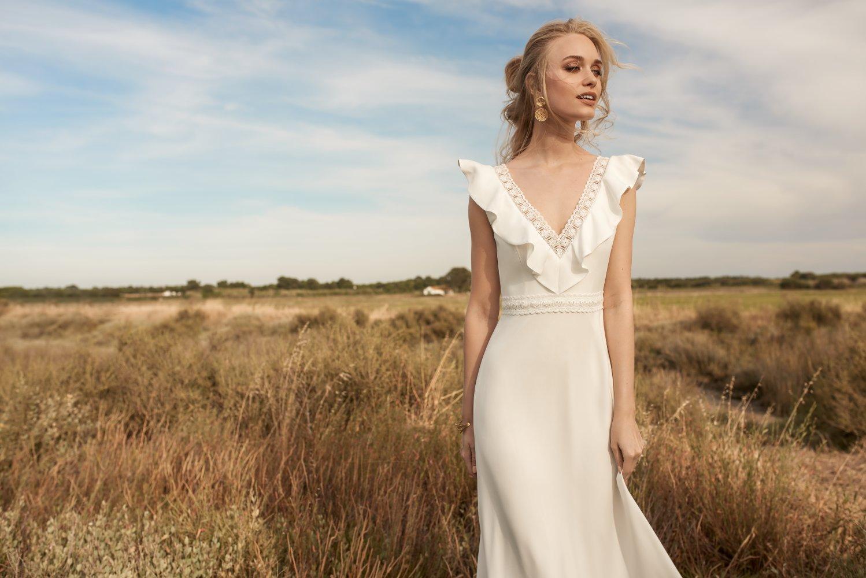Estos son los vestidos de boda que se llevarán en 2018