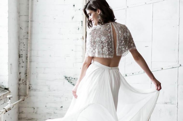 vestidos de boda 2018