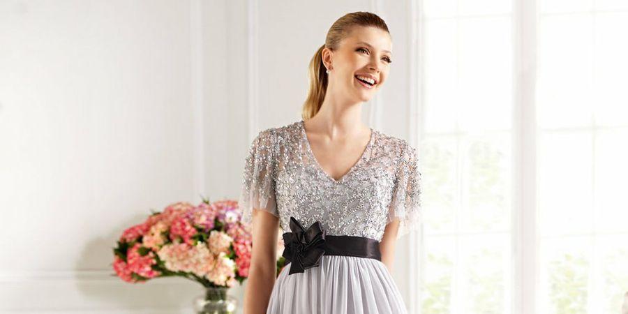 e0fe92152 Tendencias en vestidos de madrina de boda 2018