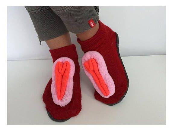 zapatillas vagina