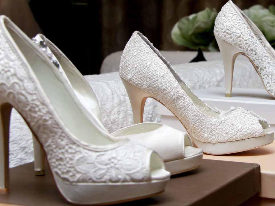 zapatos para boda: las tendencias en zapatos de novia para 2018