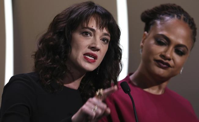 asia argento discurso cannes