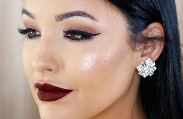 El Maquillaje Perfecto Para Una Boda Civil De Noche