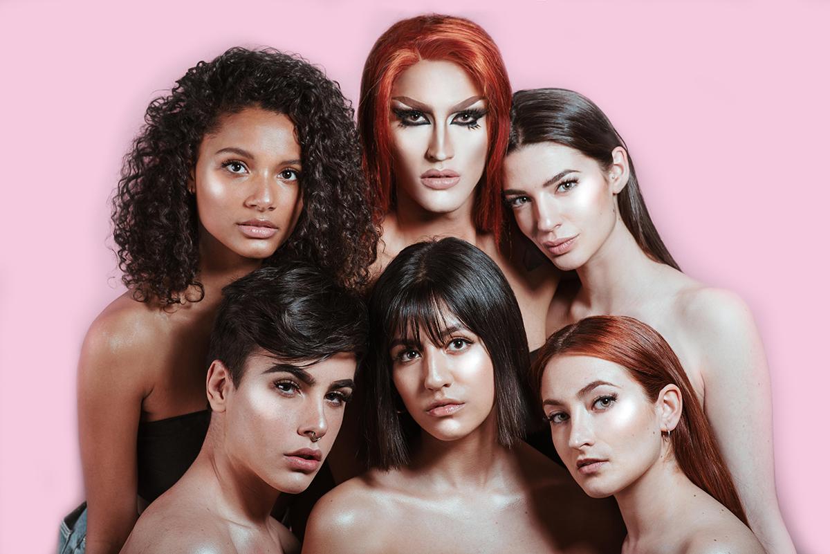 Un youtuber español, el primero en crear una línea de maquillaje para hombres y mujeres