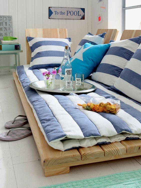 Decoración navy: Lifestyle náutico para tu casa