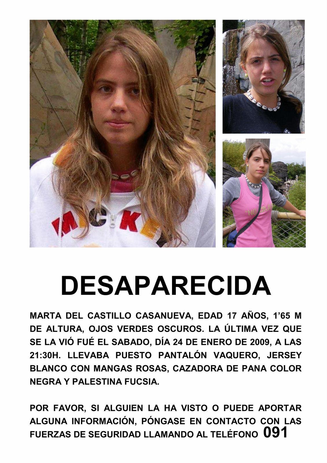 Se cumplen 10 años del asesinato machista de Marta del Castillo