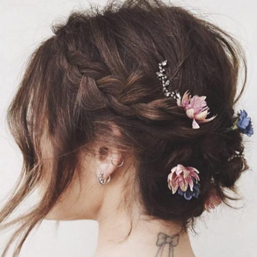 Varios peinados peinados damas de honor Imagen De Cortes De Pelo Tendencias - 15 hermosos peinados para damas de honor | Estarguapas