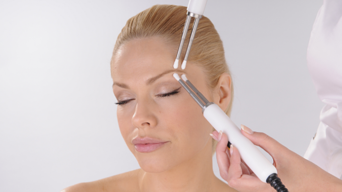 Conoces la microcorriente facial