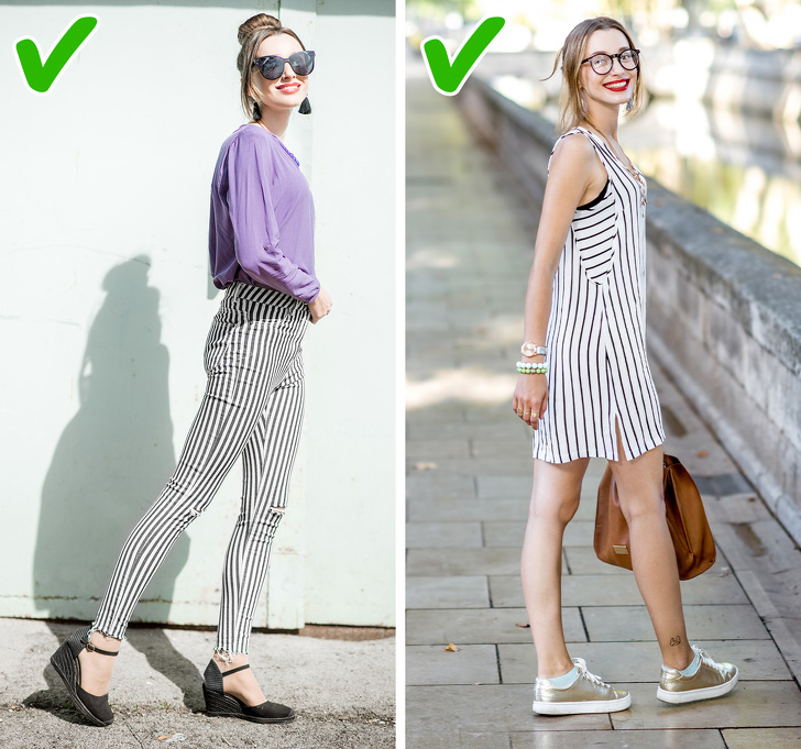 10 Stylist Tricks to Make Short Legs Look Longer