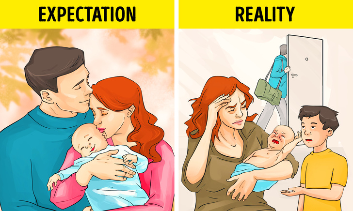 9 Reasons Why Having a Baby Won't Solve Any Relationship Problems
