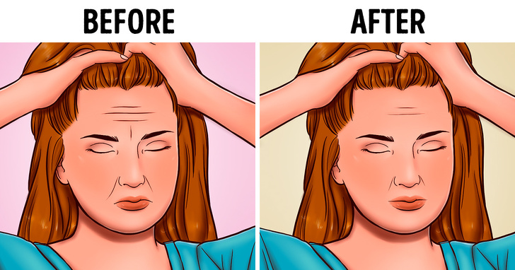 6 Head Massage Tips That Can Help Us Get Rid of Wrinkles