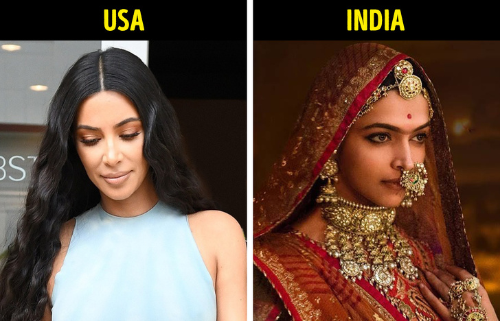 What Female Beauty Standards Look Like in Different Countries Around the World