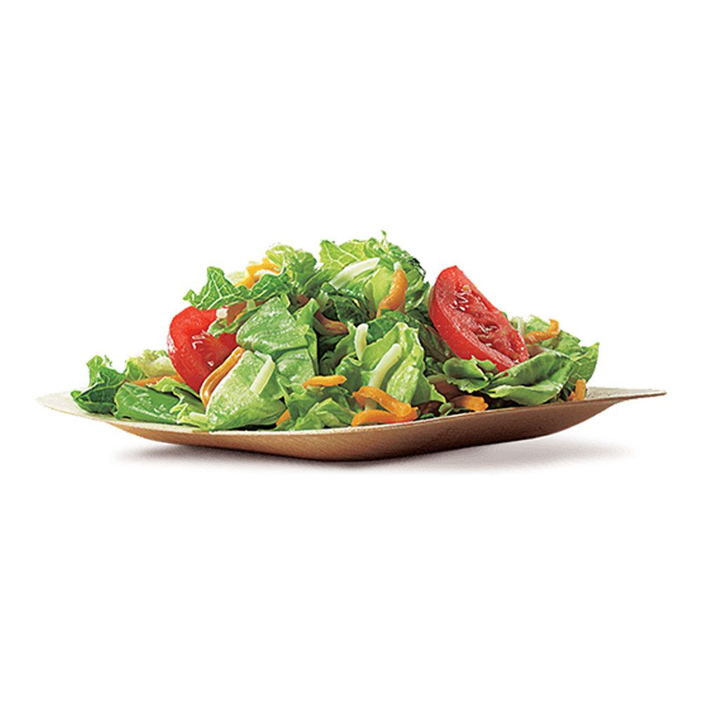 small salad with tomatoes