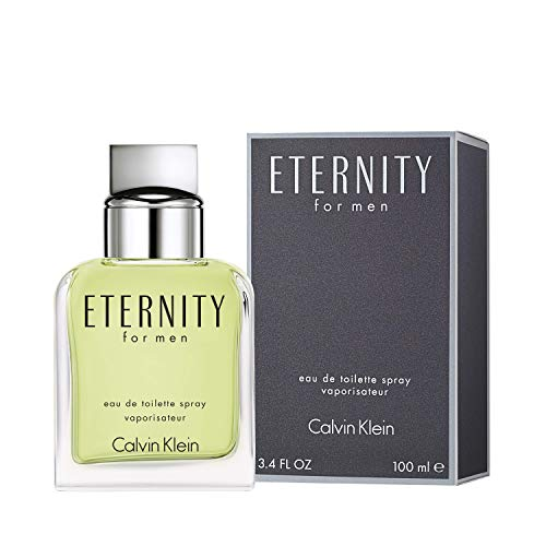 Calvin Klein eau de toilette eternity men 100 ml - vaporizador