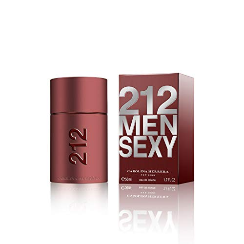 Carolina Herrera 212 Sexy Men Edt Vapo 50 Ml 1 Unidad 500 g