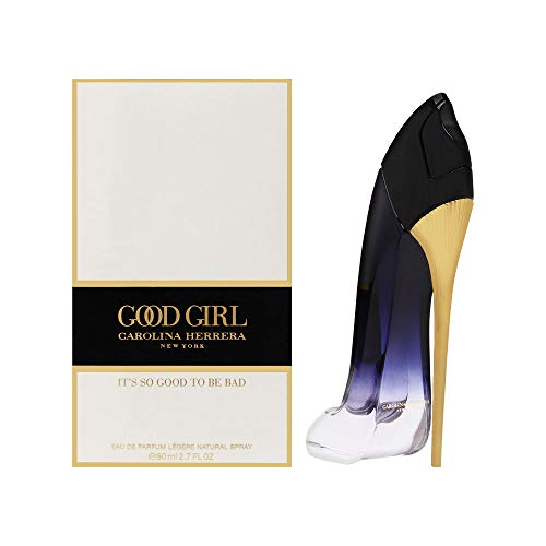 Carolina Herrera Good Girl, Agua de colonia para mujeres - 80 ml.