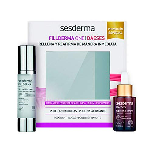 CosmÃtica Facial FILLDERMA ONE CREMA FACIAL LOTE 2 pz - kilograms