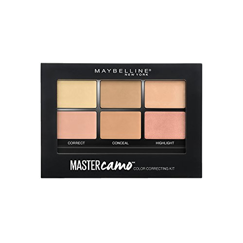 Maybelline New York Kit Corrector Master Camo - Piel media oscura