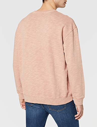 Pepe Jeans Gregory Sudadera, Rosa (Claret 370), Large para Hombre