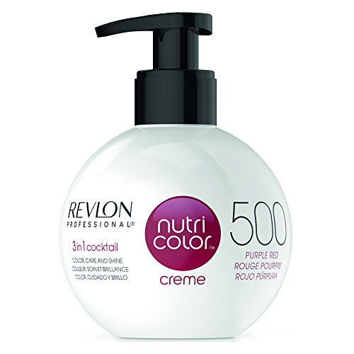 Revlon Professional Nutri Color Creme 500-Purple Red 270 ml/ 300 ml