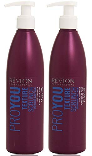 REVLON PROYOU - Scrunch 350ml PACK x2