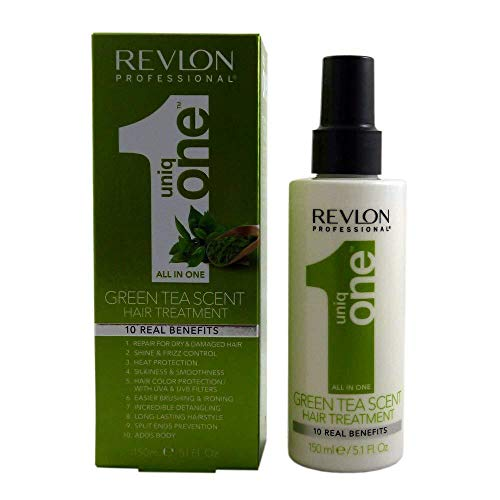 Revlon Uniq One Green Tea All In One Hair Treatment 150 Ml 150 ml