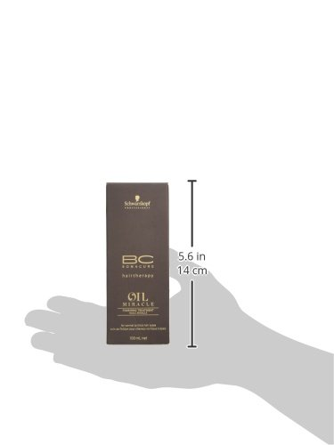 Schwarzkopf- BC OIL MIRACLE Finishing treatment 100ml