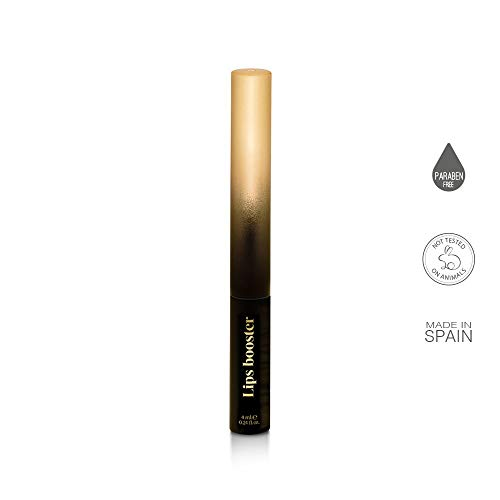 Simon & Tom - Brillo Labial Hidratante, Efecto Volumen Instantáneo, GLOSS Labios Brillantes, Vegano, 4ml