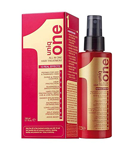 Uniq One All in One Champú 300 ml + Cuidado 150 ml