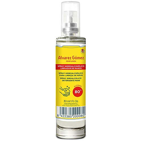 Alvarez Gómez Spray higienizante 30ml