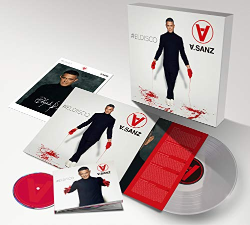 #ELDISCO (Box Set Limitado) [Vinilo]